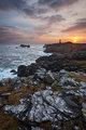 butt of lewis, lewis, lighthouse, david stevenson, sunrise, windiest, atlantic, hope