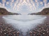 auchmitihie, angus, scotland, embrace, impressionistic landscapes, cliffs, cloud patterns, cloud, landscapes