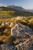beinn achaladair, rannoch moor, perthshire, scotland, munro, impressive, spring, morning, rocks, mountain