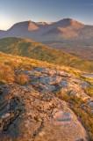 viewpoint, clach leathad, black mount, perthshire, scotland, spectacular, light, mountain photos, sunrise,  rock