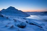 cul beag, dawn, inverpolly, nature reserve, snow, wonderful, winter landscape, cold