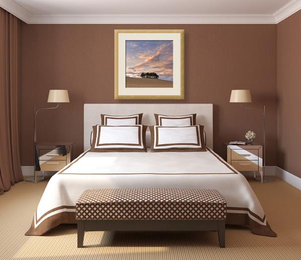 bedroom, print, decor, framed, photo