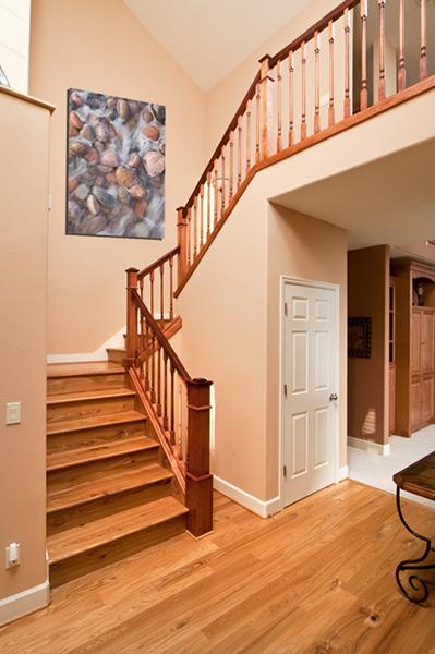 acrylic, print, stairs, photo