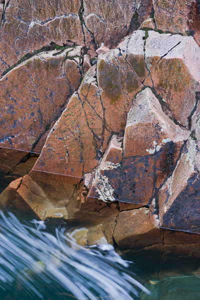 glen etive, river, rock, water, mountains, image, glen, argyll, scotland, clear, photo